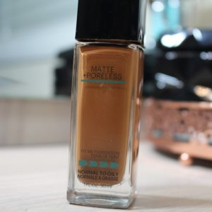 Resenha: Base Maybelline – Fit Me